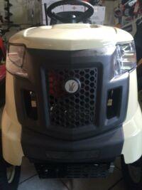 MTD fűnyíró traktor extra motorháztető világítással
