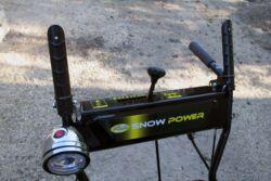 Polar Snow Power 6,5 / 56 E hómaró?
