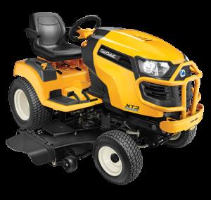 CuvCadet XT3 fűnyíró traktor